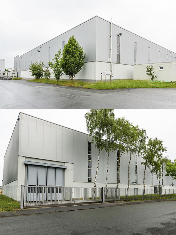 GEBA Gewerbepark <br>Büren <br>in Büren