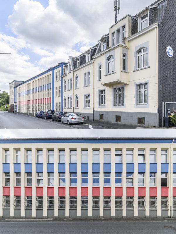 GEBA Gewerbepark <br>Fleute <br>in Wuppertal
