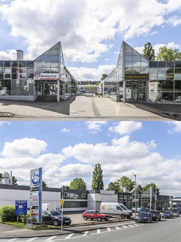 GEBA Gewerbepark <br>Linderhauser Straße <br>in Wuppertal